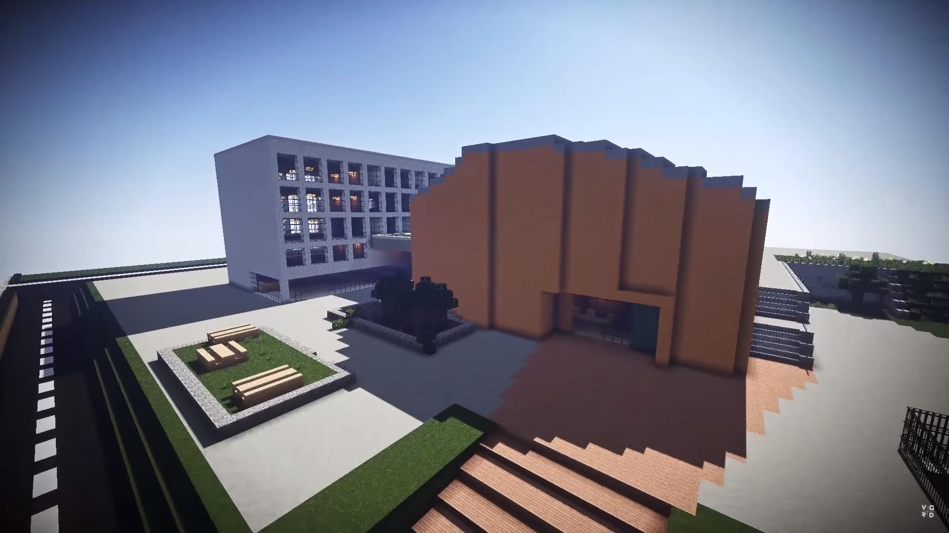 «Minecraft» – Lær samarbeid og målestokk