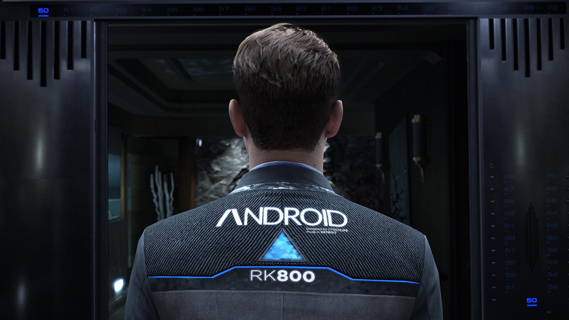 «Detroit: Become Human» – Er androider like mye verdt som mennesker?
