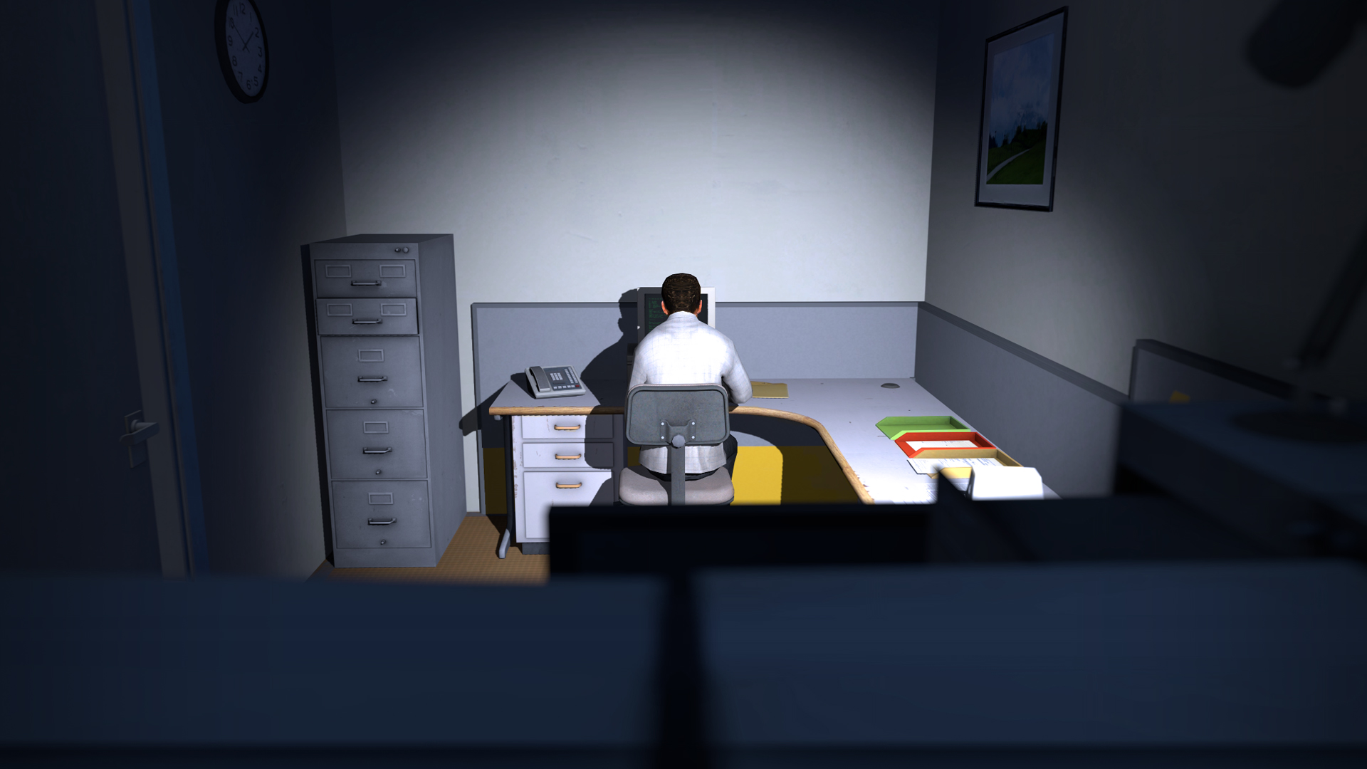 «The Stanley Parable» – The end is never the end is never the end is never the end is never…