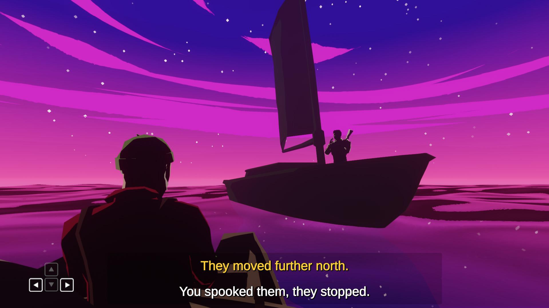 «The Night Fisherman» – Mannen, fiskeren og gutten