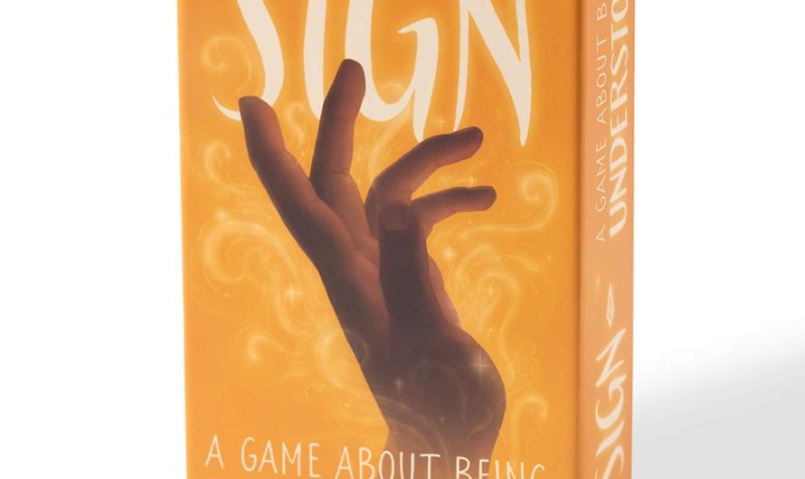 «Sign» – Et analogt spill om kommunikasjon